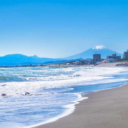 少し足をのばせばビーチに行けます